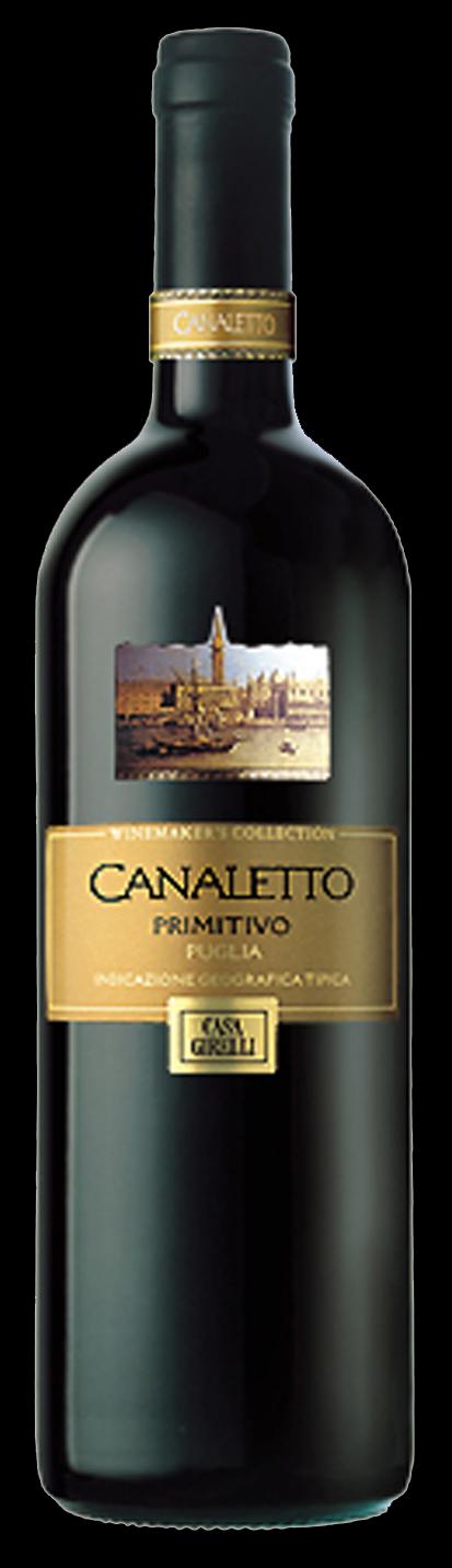Canaletto Primitivo ( Casa Girelli ) 2004
