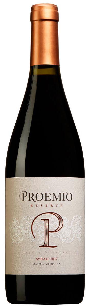 Syrah Reserve ( Proemio Wines ) 2017