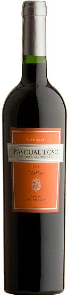 Malbec ( Pascual Toso ) 2003