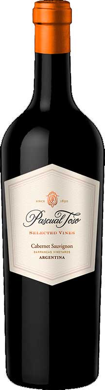 Selected Vines Cabernet Sauvignon ( Pascual Toso ) 2013