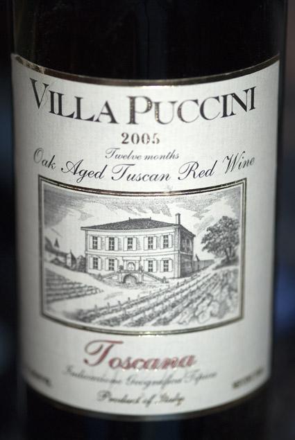 Villa Puccini ( Castellani ) 2008