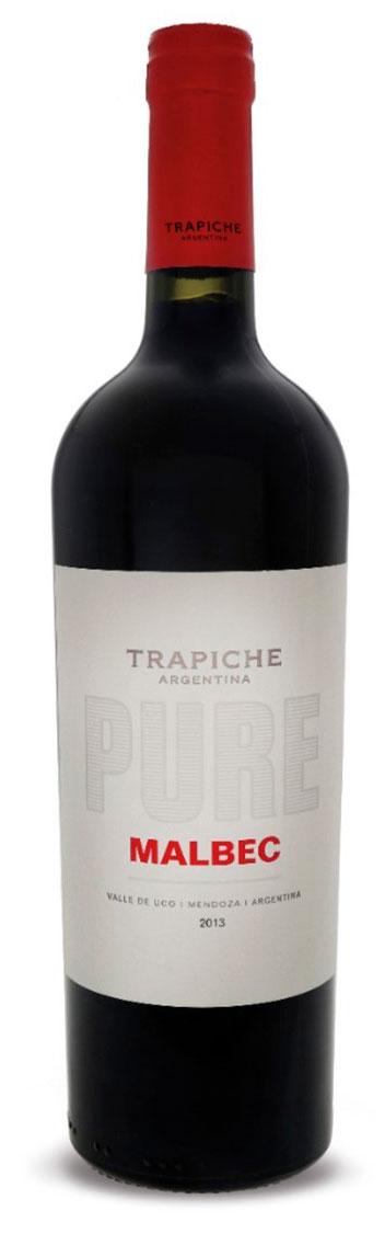 Pure Malbec ( Trapiche ) 2015