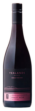 Single Vineyard Pinot Noir ( Yealands Estate Wines ) 2016
