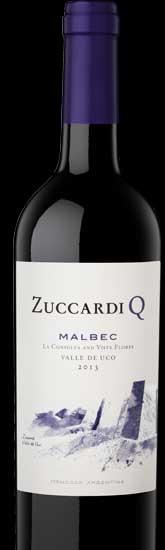 Q Malbec ( Zuccardi ) 2012