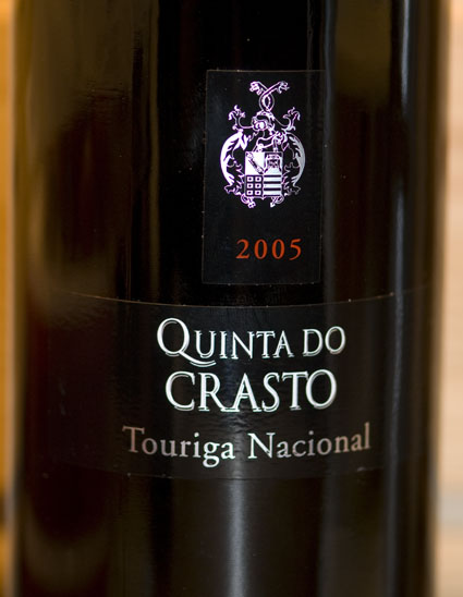 Touriga Nacional ( Quinta do Crasto ) 2005