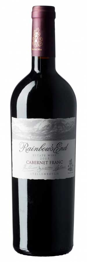 Cabernet Franc ( Rainbow`s End Wines ) 2016