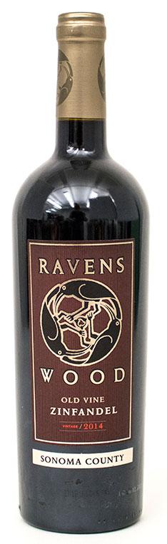 Sonoma County Zinfandel ( Ravenswood Winery ) 2000