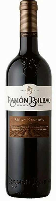 Rioja Gran Reserva ( Bodegas Ramón Bilbao ) 2006