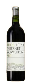 Santa Cruz Mountains Cabernet Sauvignon ( Ridge Vineyards ) 2002