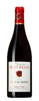 Côtes du Rhône Réserve ( Château Mont-Redon ) 2014