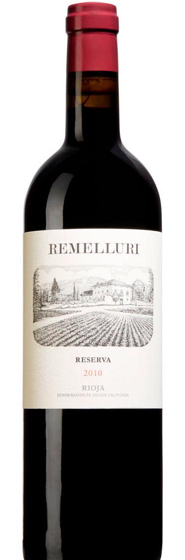 Remelluri Reserva ( Compañía de Vinos Telmo Rodríguez ) 2010