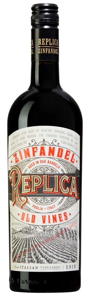 Replica Zinfandel Old Vines ( Fields Wine Co ) 2017