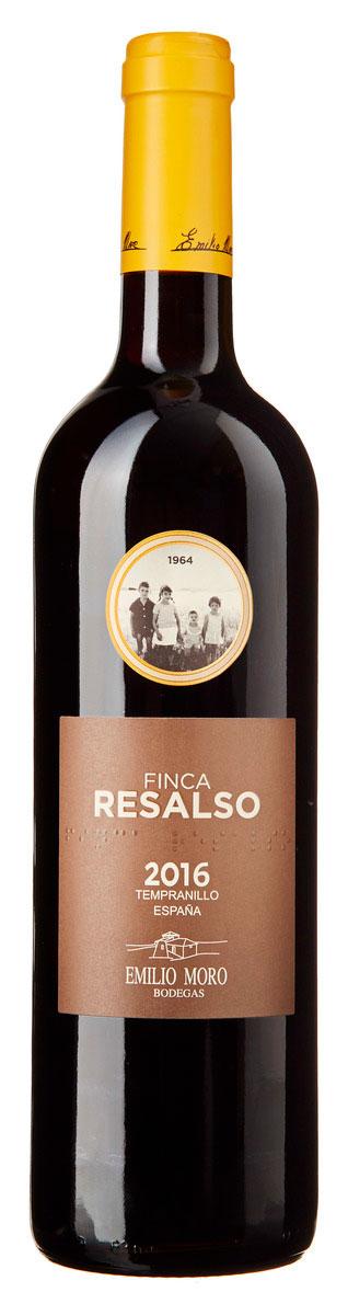 Finca Resalso ( Emilio Moro ) 2017