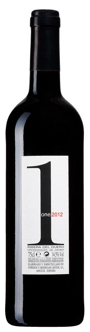 Ribera 1 One ( Bodegas Aster ) 2014