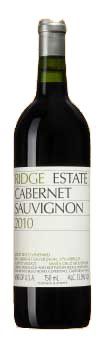 Cabernet Sauvignon ( Ridge Vineyards ) 2009