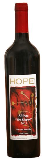The Ripper Shiraz ( Hope Est. ) 2005