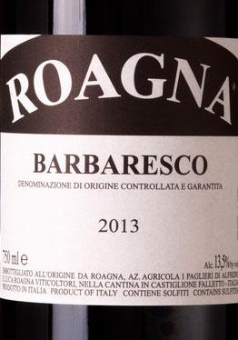 Barbaresco ( Azienda Agricola Roagna ) 2013