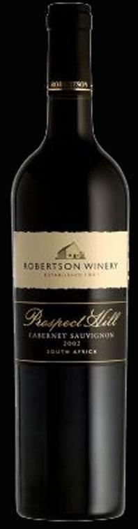 Cabernet Sauvignon ( Robertson Winery ) 2003
