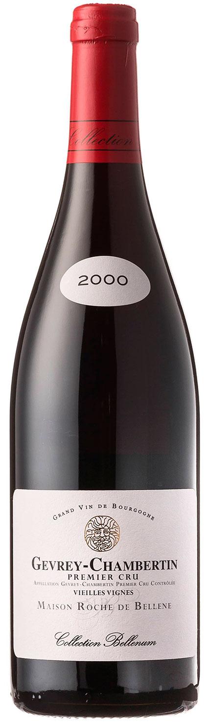 Gevrey Chambertin Vieilles Vignes  ( Maison Roche de Bellene ) 2000