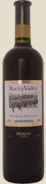 Rocky Valley Merlot ( Vinprom Rousse Winery ) 2005
