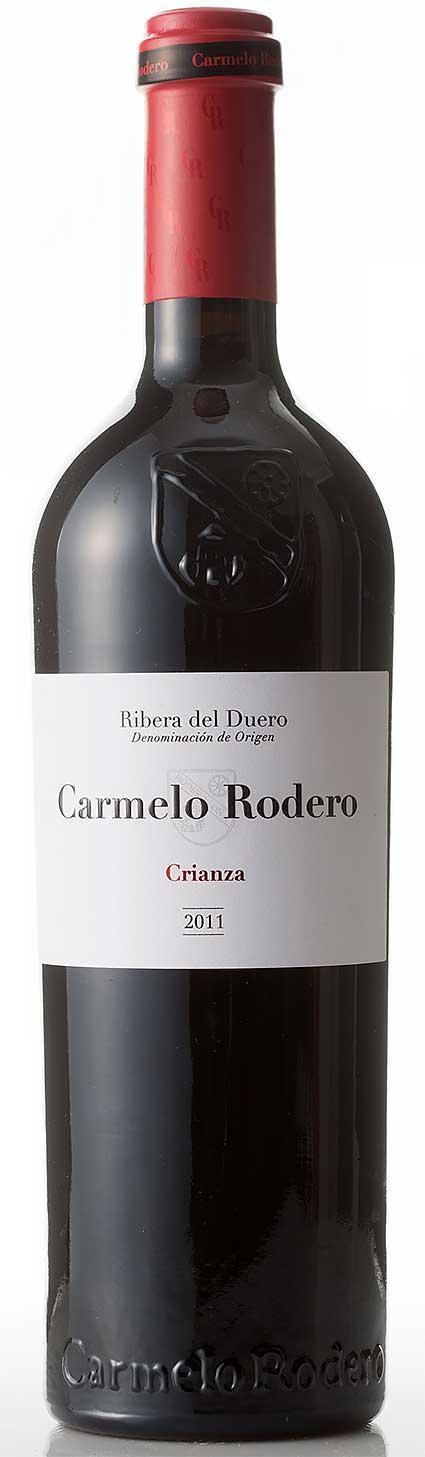 Carmelo Crianza ( Bodegas Rodero ) 2013