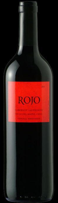 Rojo Cabernet Sauvignon ( Odfjell Vineyards ) 2003