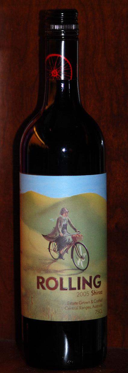 Rolling Shiraz ( Cumulus Wines ) 2005