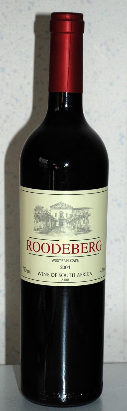 Roodeberg ( Kwv ) 2014