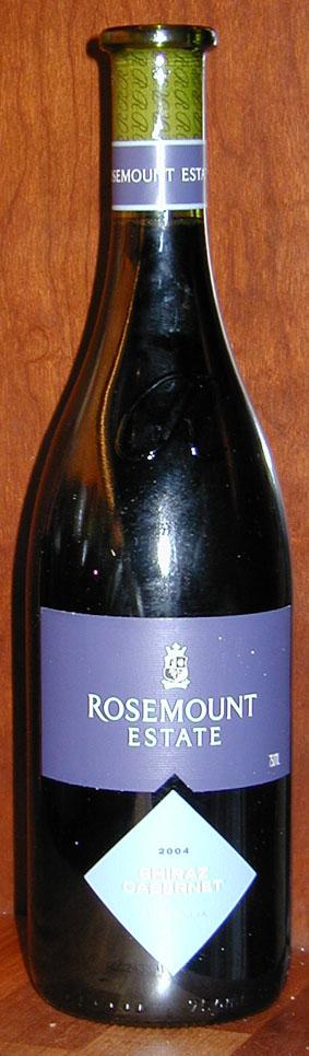 Shiraz Cabernet ( Rosemount ) 2006