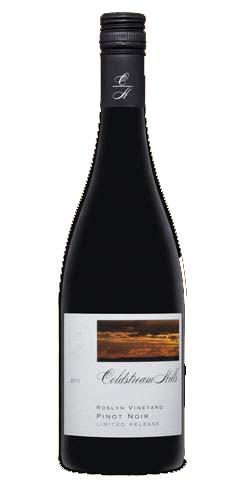 Roslyn Vineyard Pinot Noir ( Coldstream Hills ) 2011