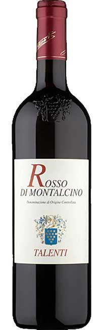 Rosso di Montalcino ( Talenti ) 2004