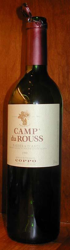 Barbera d`Asti Camp du Rouss ( Coppo ) 2004