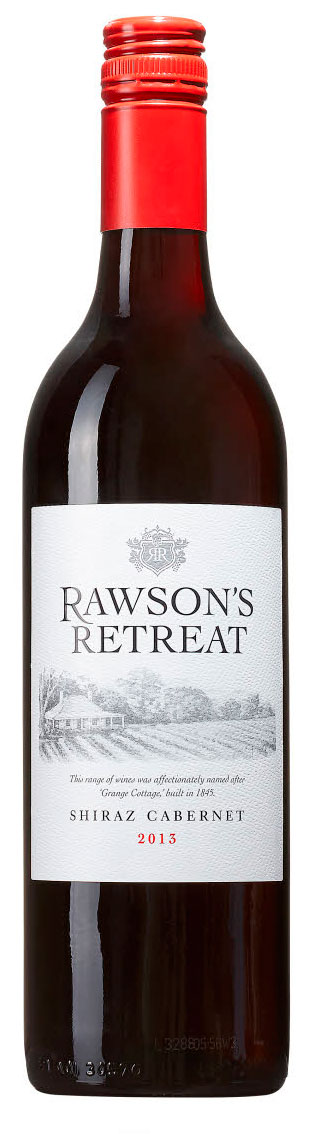 Rawson`s Retreat Shiraz Cabernet Sauvignon ( Penfolds Wines ) 2017