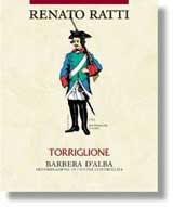 Barbera d`alba Torriglione ( Renato Ratti ) 2006