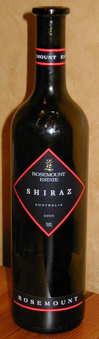 Shiraz ( Rosemount ) 2014