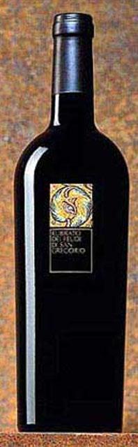 Aglianico Rubrato d`irpinia ( Feudi di San Gregorio ) 2001