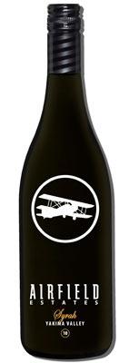 Runway Syrah ( Airfield Estates Winery ) 2012