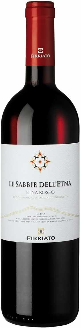 Le Sabbie dell`Etna Rosso ( Firriato ) 2012