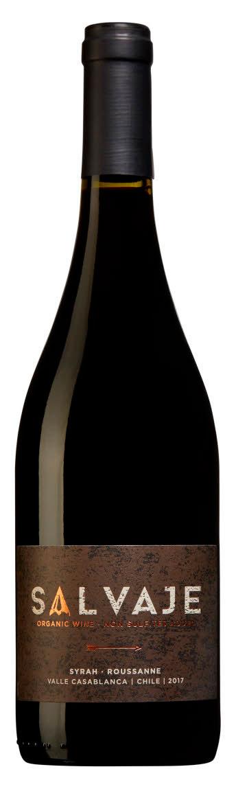 Salvaje ( Vinedos Organicos Emiliana ) 2016