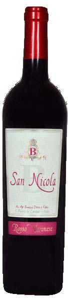 San Nicola Rosso Veronese I.g.t. ( Azienda Agricola Bonazzi Dario e Fabio ) 2005