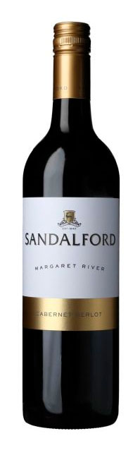 Margaret River Range Cabernet Merlot ( Sandalford Wines ) 2017