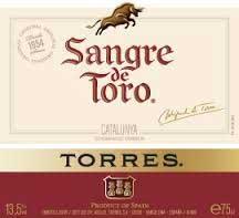 Sangre de Toro ( Miguel Torres ) 2012