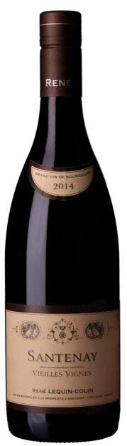 Santenay Vielles Vignes ( Réne Lequin-Colin ) 2016