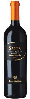 Sasyr ( Rocca delle Macìe ) 2012
