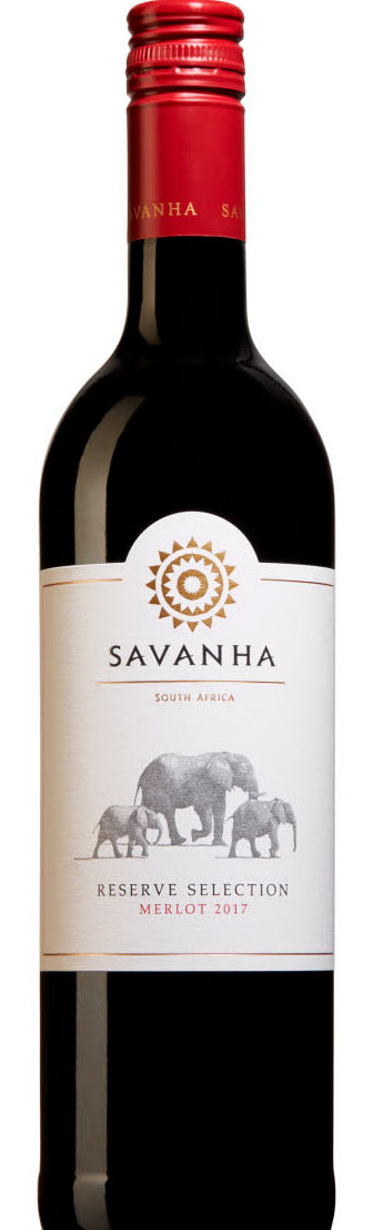 Savanha Winemakers Selection Merlot ( Spier ) 2017