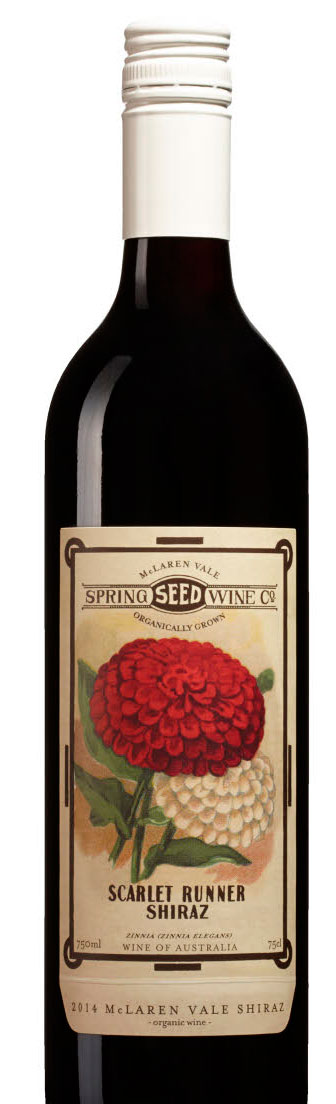 Scarlet Runner Shiraz ( Spring Seed Wines ) 2015