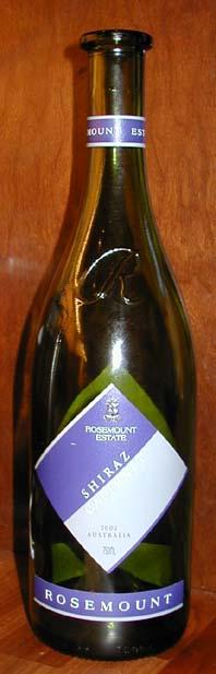 Shiraz Cabernet ( Rosemount ) 2002