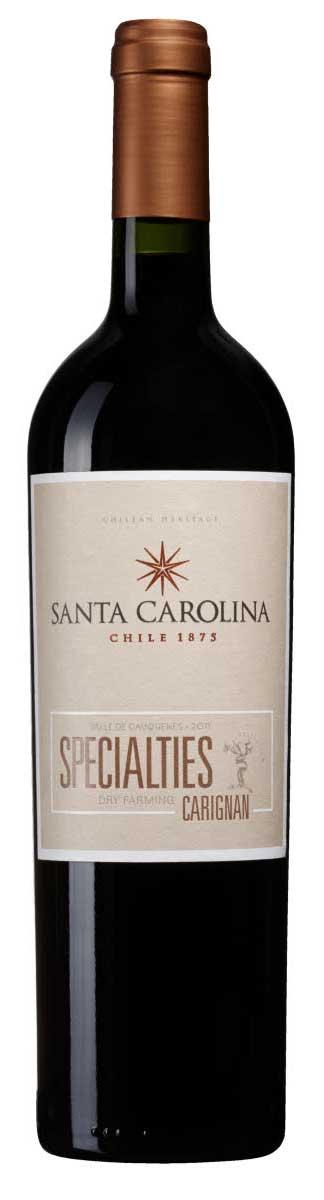 Santa Carolina Specialities Carignan ( Santa Carolina ) 2011