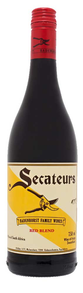 Secateurs Red Blend ( A.A. Badenhorst Family Wines ) 2018