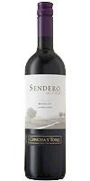 Sendero  Merlot ( Concha y Toro ) 2008